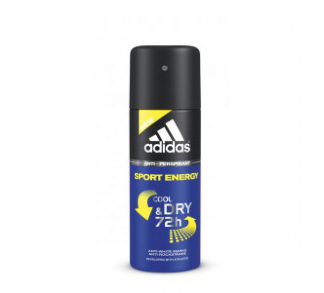 Adidas dezodor 150 ml 72h sport energy