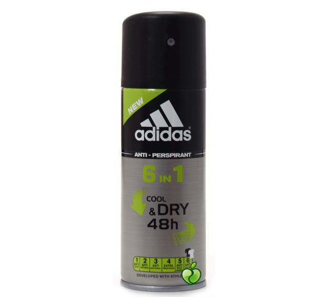 Adidas dezodor 150 ml 48 h cool dry