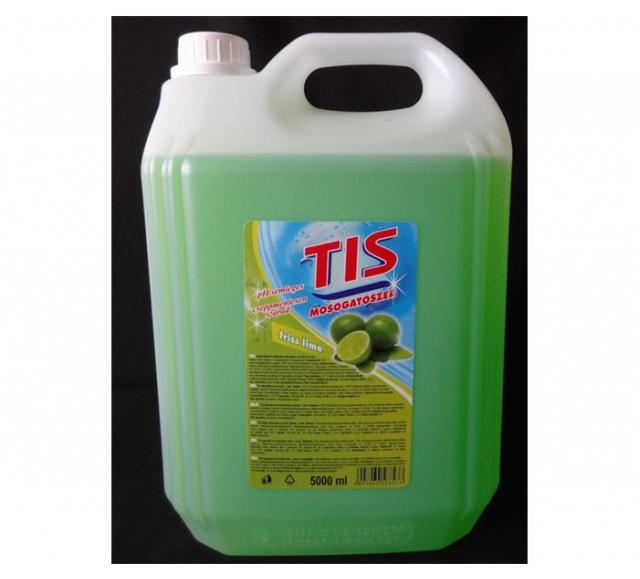 TIS mosogatószer 5l Lime