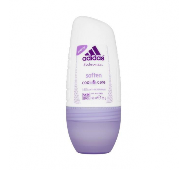 Adidas roll-on soften cool& care 50ml