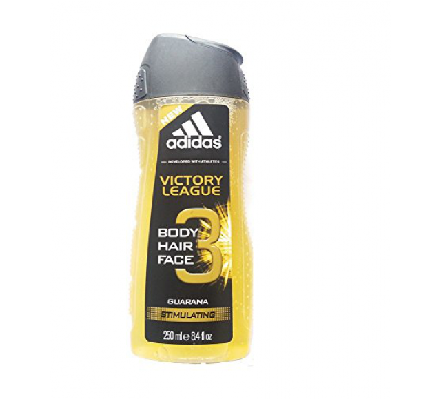 Adidas tusfürdő 250 ml ffi victory league