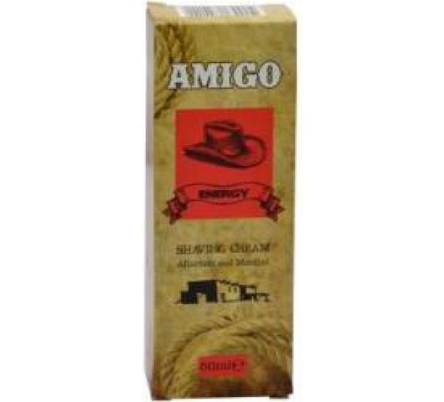Amigo borotvakrém 50ml energy