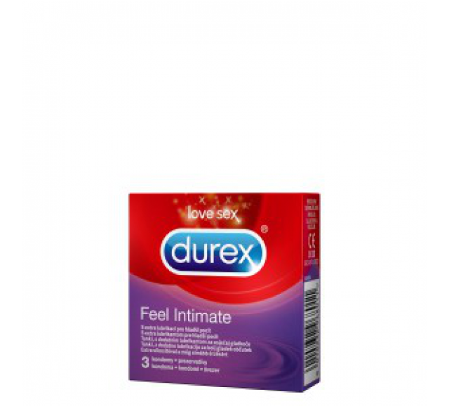 Durex 3db Feel Intimate