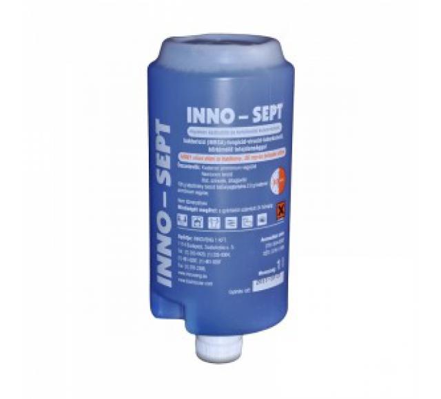 INNO-SEPT  1 ut fertőtlenítős folyékony szappan