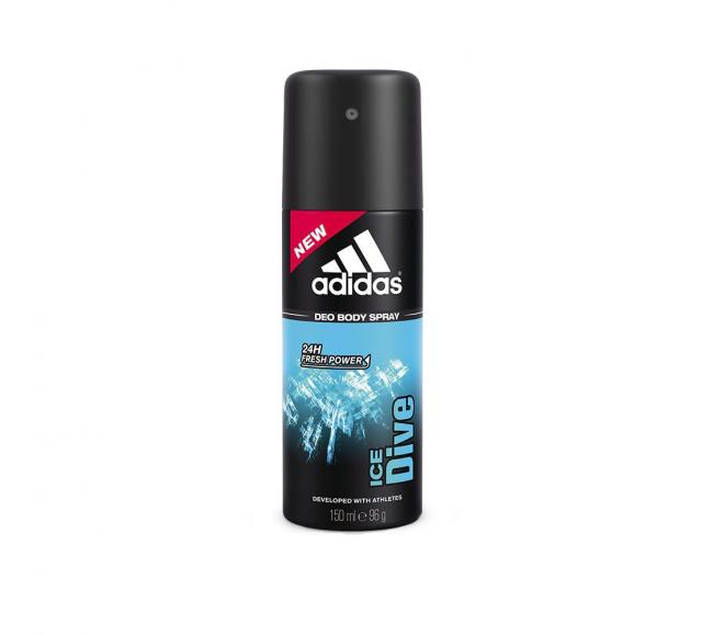 Adidas dezodor 150 ml 24 h ice dive