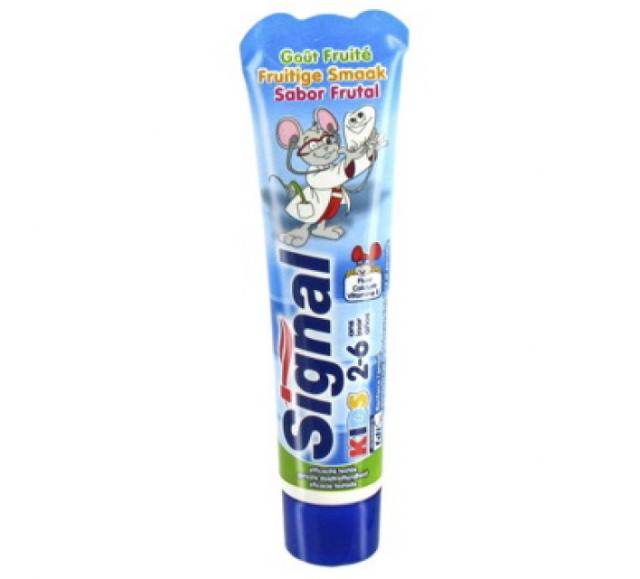 SIGNAL fogkrém 50ml Kids Gyümölcsös