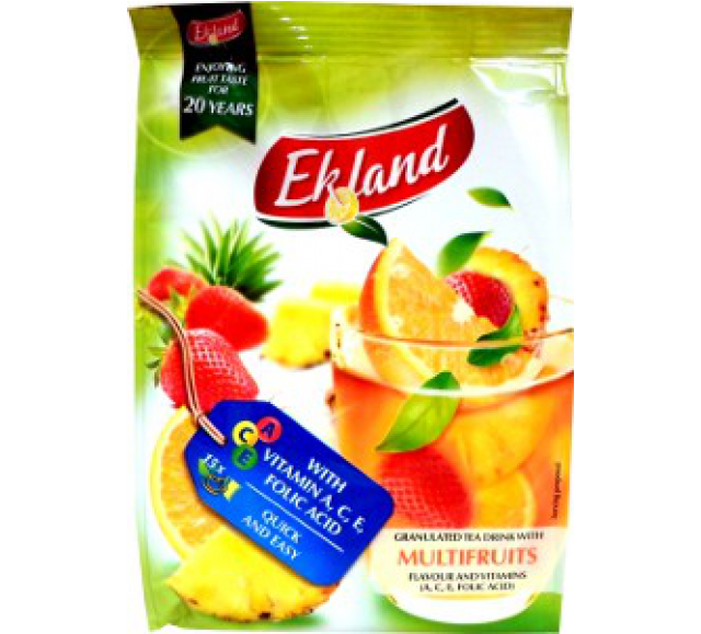 Ekoland tea inst. ut. 300 g multiv.