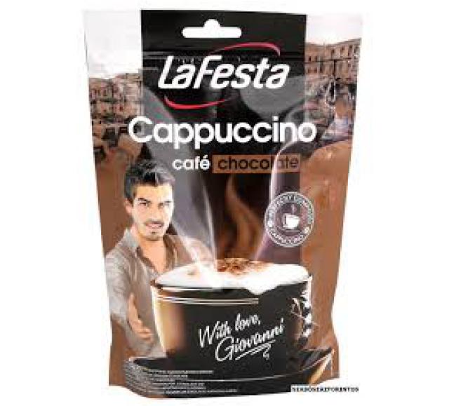 La Festacappuccino ut. 100 g csoki