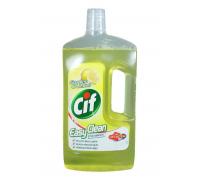CIF Easy Clean folyékony tiszt.1l lemon