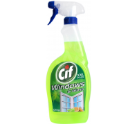 CIF ablaktisztító spray 750ml Citrus