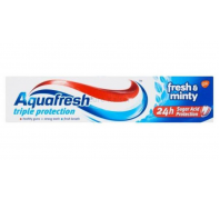 Aquafresh  fogkrém 75ml  fresh&minty
