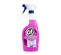 CIF ablaktisztító spray 750ml Floral