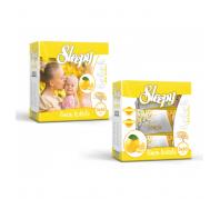 Sleepy törlőkendő 3*50db több illat