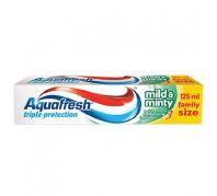 Aquafresh fogkrém 125ml mild&minty