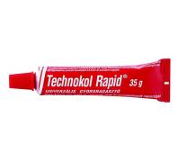Technokol Rapid ragasztó 35gr piros