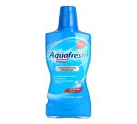 Aquafresh szájvíz 500 ml Fresh Mint