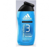 Adidas tusfürdő 250 ml ffi after sport