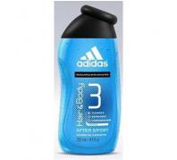 Adidas tusfürdő 250 ml ffi after sport