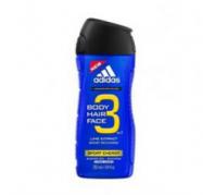 Adidas tusfürdő 250 ml ffi sport energy