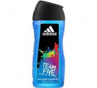 Adidas tusfürdő 250 ml ffi Team five