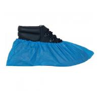 Cipővédő lábzsák egyszerhasználatos kék 100 db