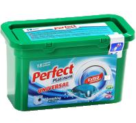 Perfect Platinum mosókapszula 18db universal