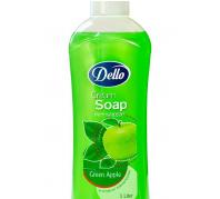 Dello foly.szappan 1l zöldalma