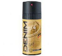 Denim deo 150ml gold