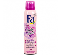Fa deospray Lovely Kisses