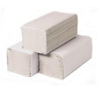 Coala 1  rétegű V hajt. kéztörlő 100% cellulóz papírtörlő