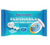 Freshmaker nedves  toalettpapír 40db-os Lehúzható
