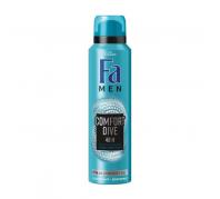 Fa deospray Comfort Dive150ml új!