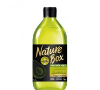 Nature Box tusfürdő Avokádó táplált 385ml új