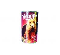 Aramis kutyaeledel 1240 g konzerv borjú