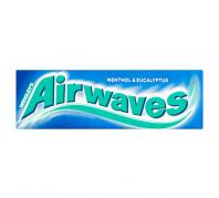 Airwaves Menthol/Eukalypt - 10 drazsé 14g