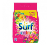 SURF Foly.mosószer 3,9 kg pink tropical