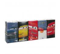 Disney Papírzsebkendő 4r.10x9db-os CARS