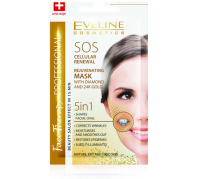 EVELIN Face Therapy SOS Bőrfiatalító arcmaszk 7ml