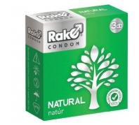 Rako óvszer natural 3 db-os