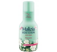MALIZIA  Habfürdő 1000ml Muschio Bianco/fehér pézsma/