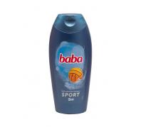 BABA tusfürdő 400ml sport ffi