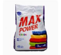 MAX Power Color  mosópor 3 kg