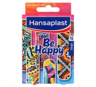 Hansaplast Be Happy sebtapasz 16 db