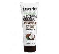 INECTO Naturals Coconut bársonyos testápoló 250 ml