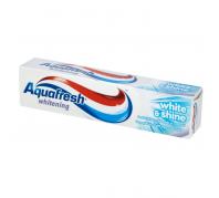 Aquafresh fogkrém 100ml White&Shine