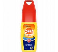 Off SPORT rovarirtó száraz spray 100ml