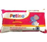 Petino 72db+12db gratis nedves törlőkendő