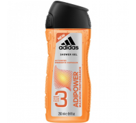 Adidas tusfürdő 250 ml ffi Adipower
