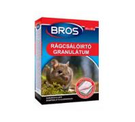 BROS -  Rágcsálóirtó Granulátum 140 g