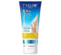 EVELINE Revitalum 30% Urea Hidr. és bőrpuhító krém-maszk lábra 100ml